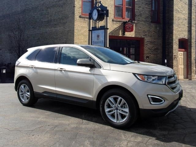 Ford Edge Sel In Thiensville Wi Gorboucher Village Ford Of Thiensville